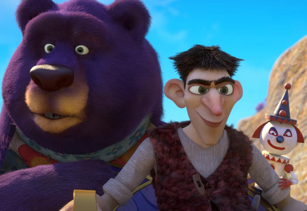 Кадр из мультфильма «Урфин Джюс возвращается»