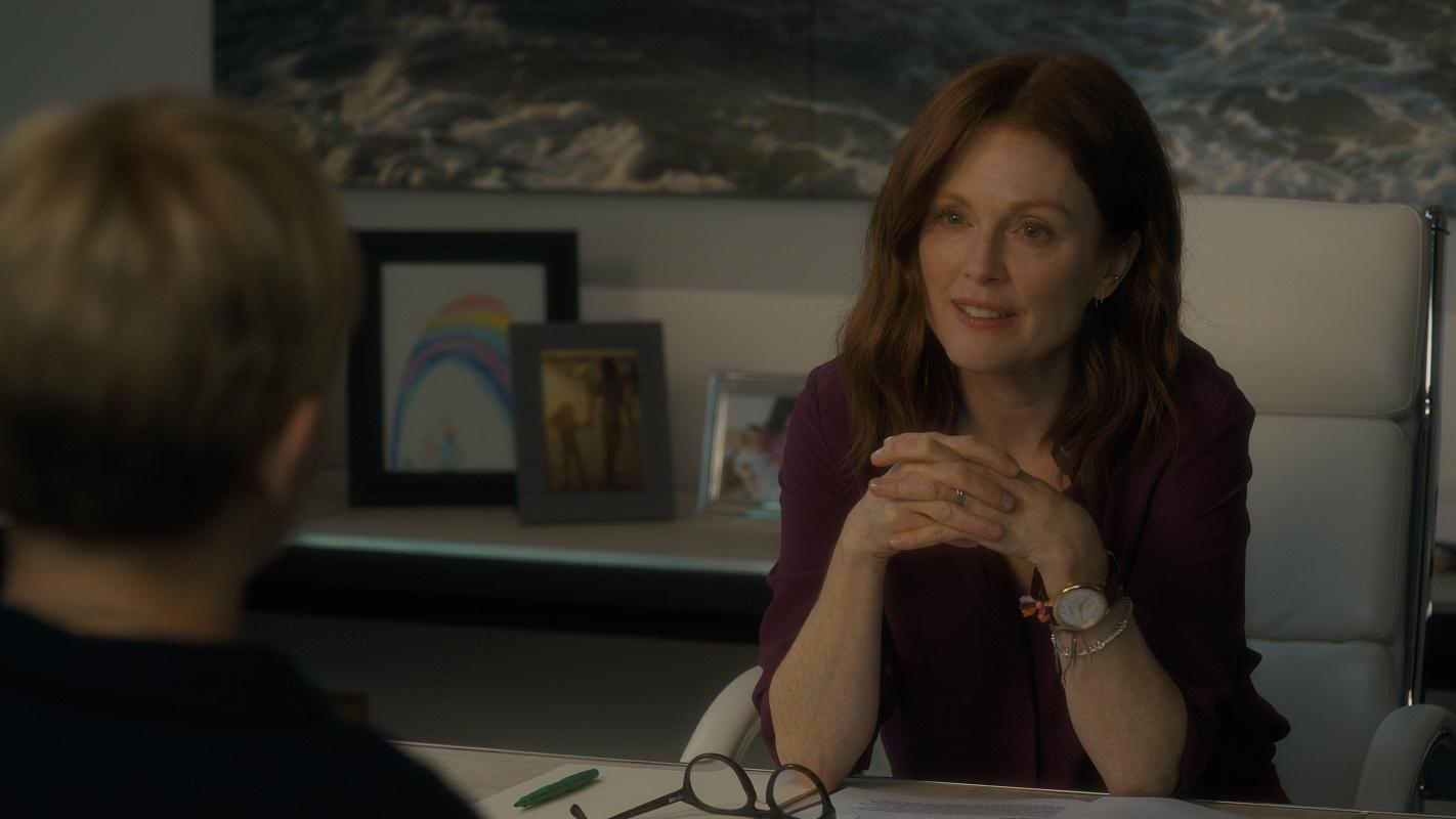 Кадр из фильма «После свадьбы»