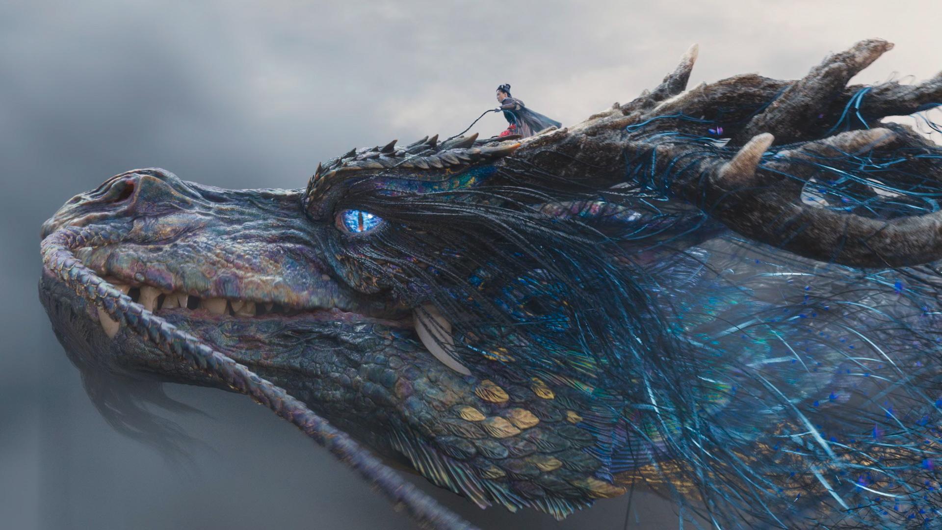 Кадр из фильма «Тайна печати дракона»