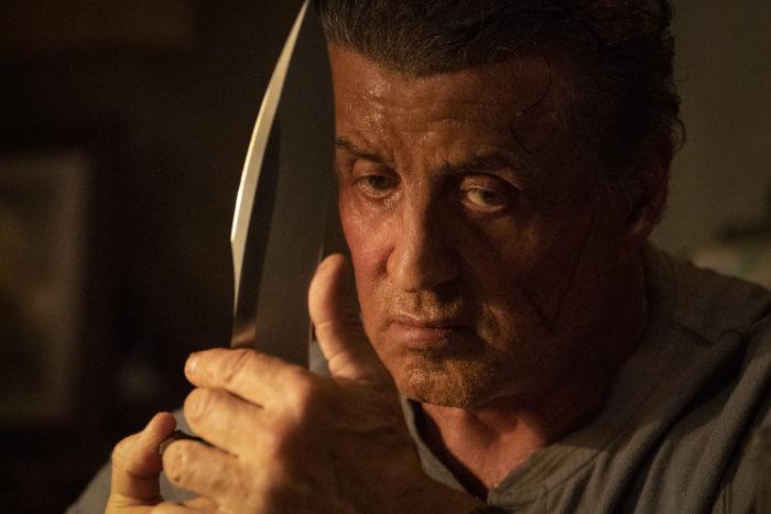 Кадр из фильма «Рэмбо: Последняя кровь»