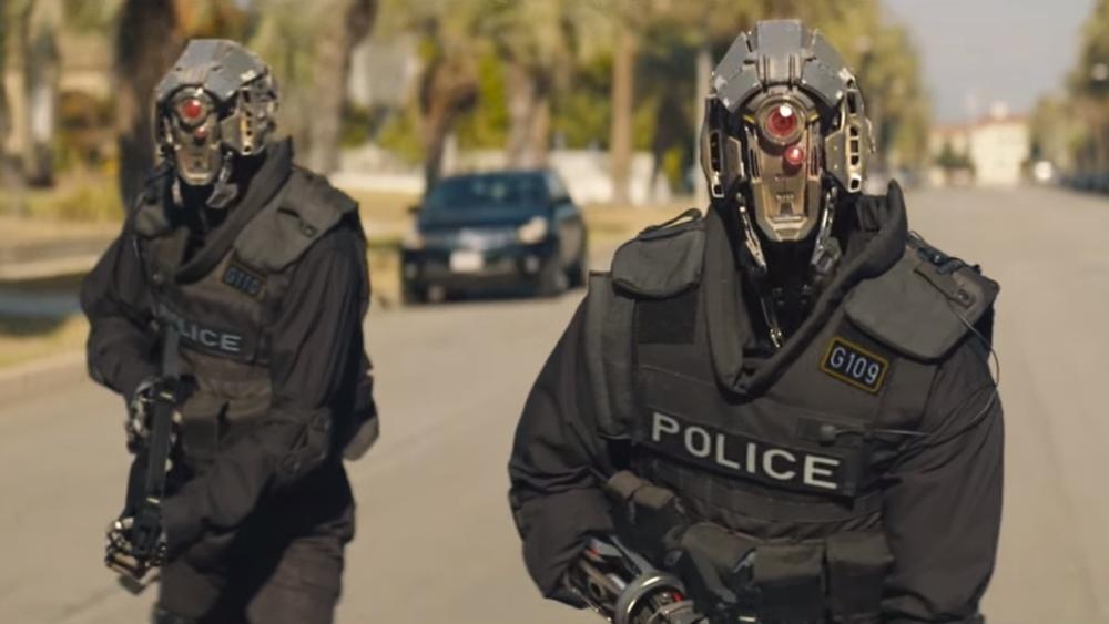 На экраны выйдет фантастический фильм «Код 8»