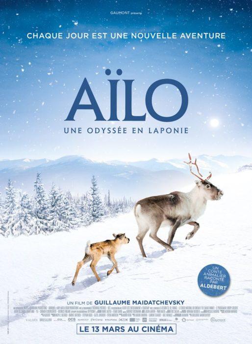 Приключения оленёнка (2018) - OST