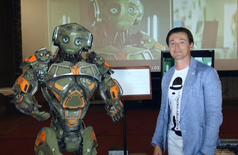 Кадр из промо-ролика к фильму «Робо»
