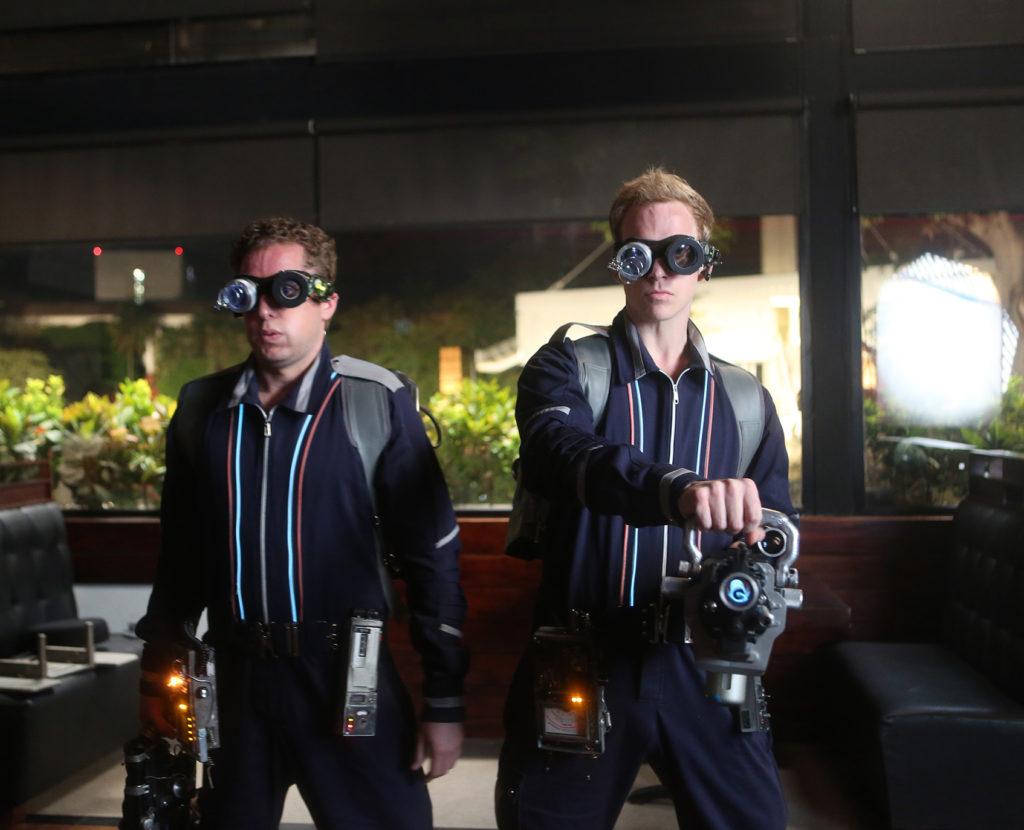 Новые очень странные «Охотники за привидениями»: «Призрачный патруль»