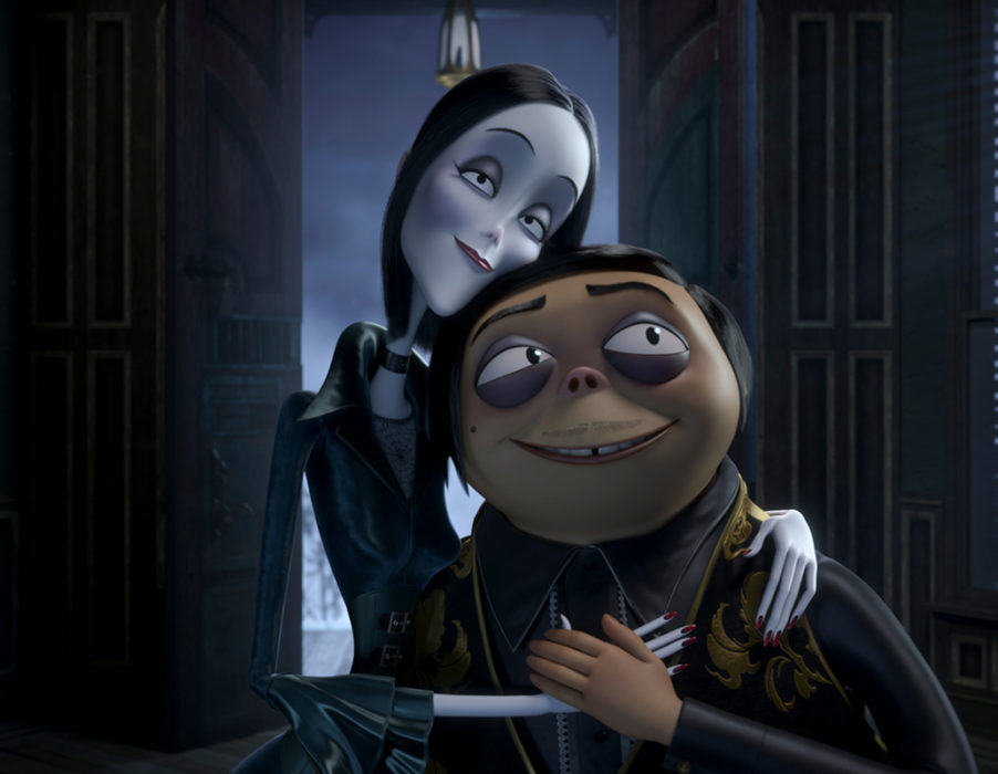 Кадр из фильма «Семейка Аддамс»