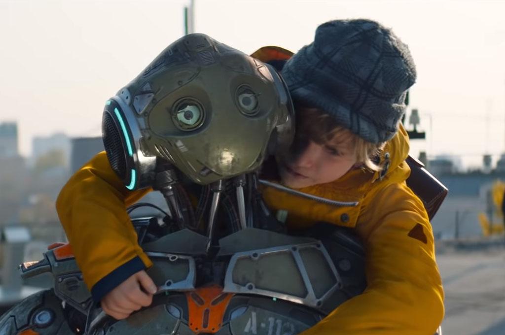 Кадр из фильма «Робо»
