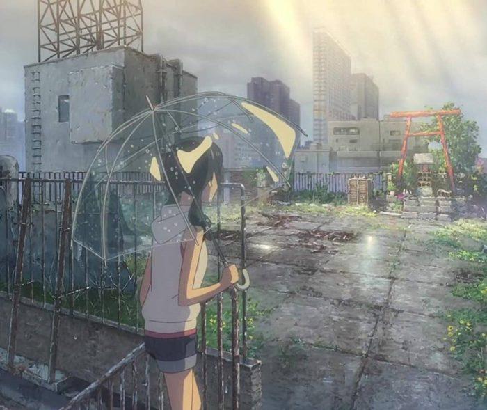 Кадр из мультфильма «Дитя погоды»