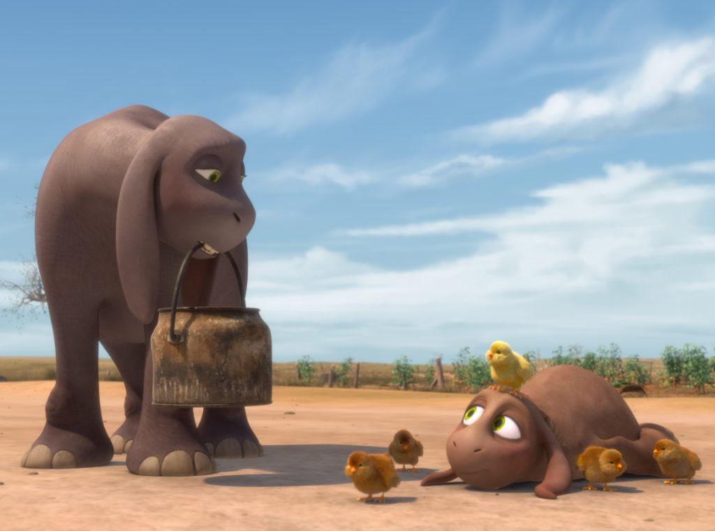 Мы уйдём из зоопарка: выходит мультфильм об угнетаемых животных