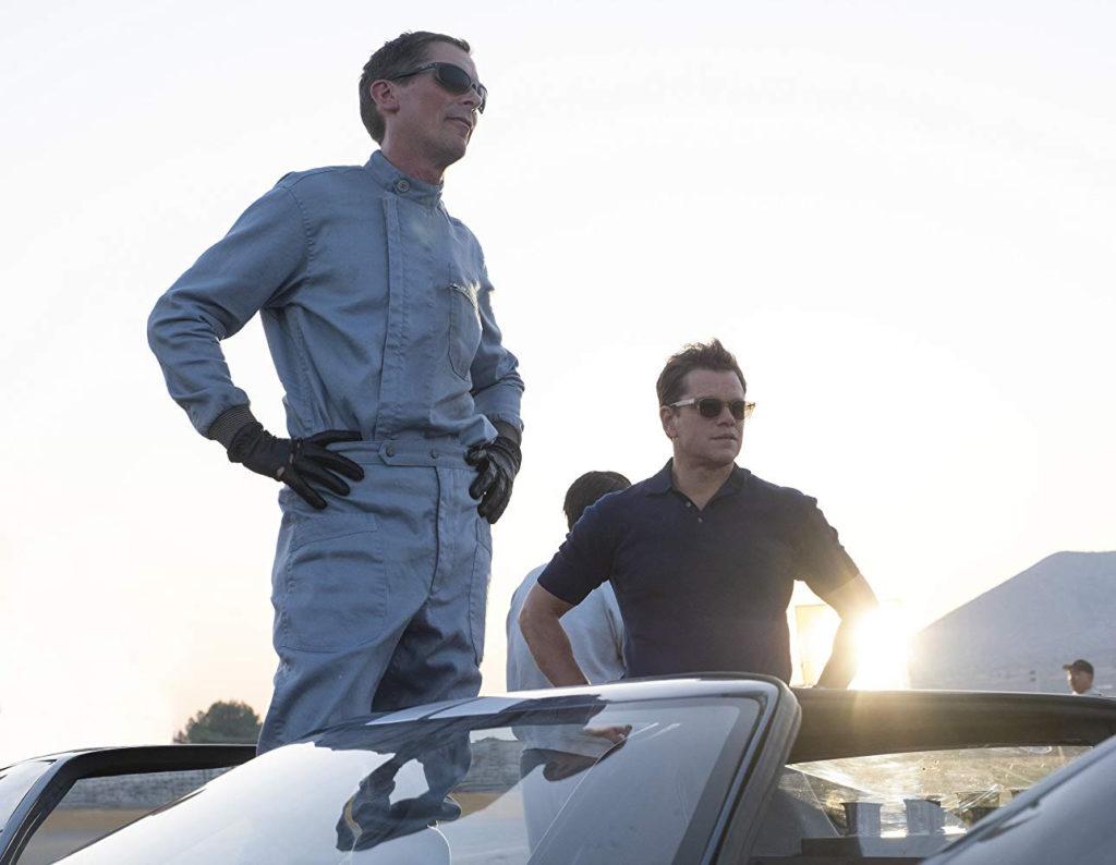 Менеджеры, гонщики и непримечательное кино: «Ford против Ferrari»