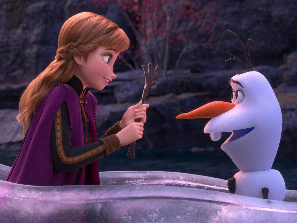 Запоминающаяся, но слишком динамичная сказка: «Холодное сердце 2»
