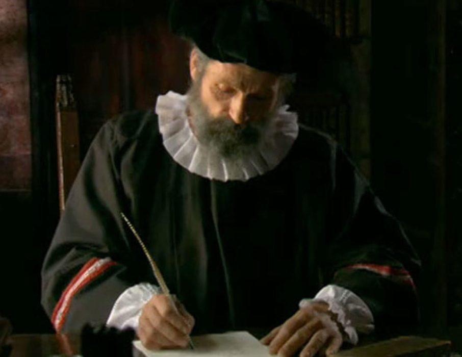 Кадр из фильма «Потерянная книга Нострадамуса»
