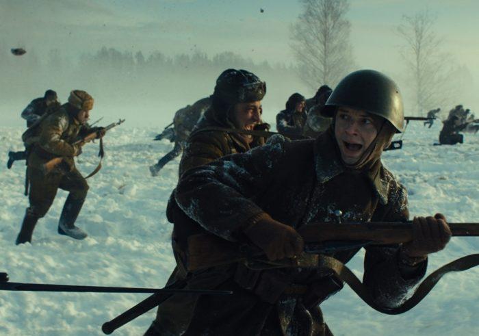 Кадр из фильма «Ржев»