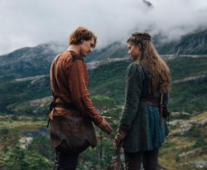 Кадр из фильма «Эспен в поисках Золотого замка»