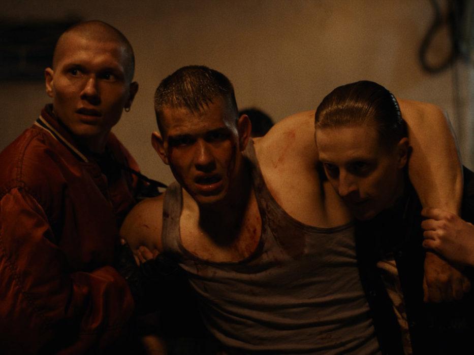 Кадр из фильма «Бык»