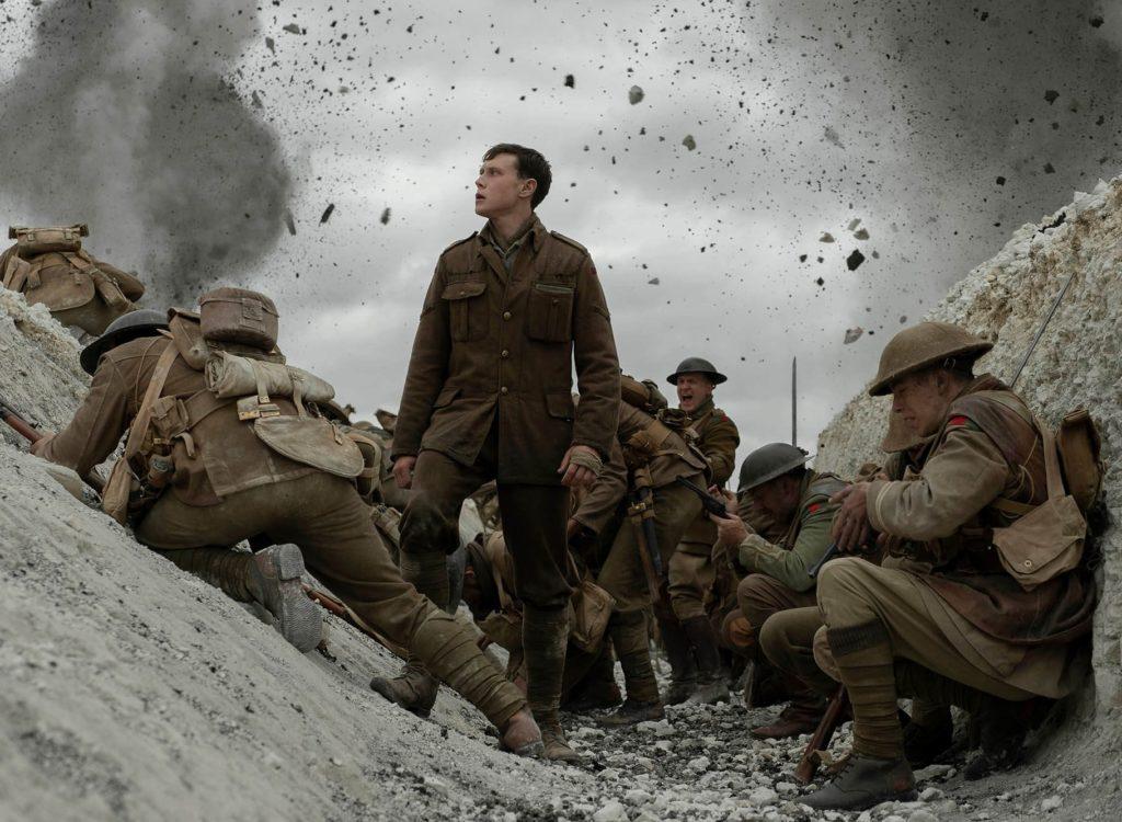 Безвестные странники Первой мировой: «1917»