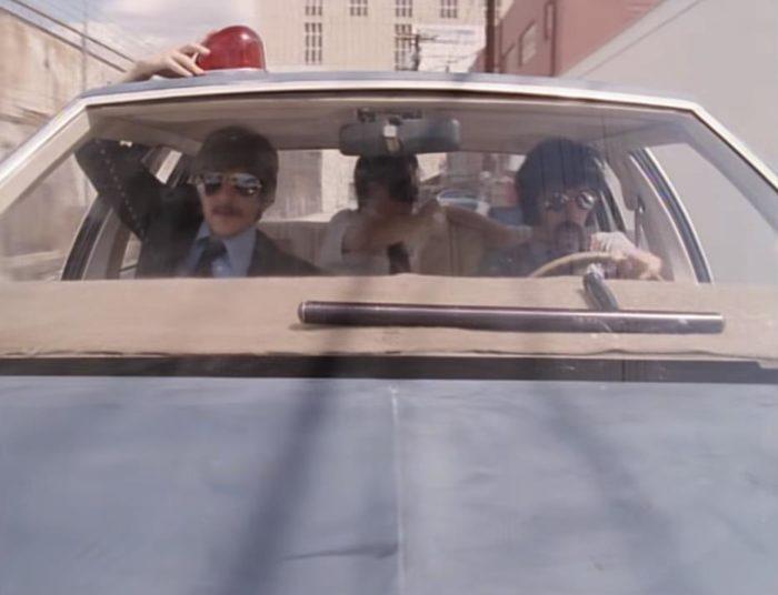 Кадр из клипа Sabotage