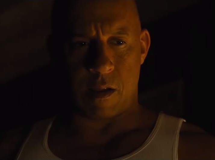 Кадр из фильма «Форсаж 9»