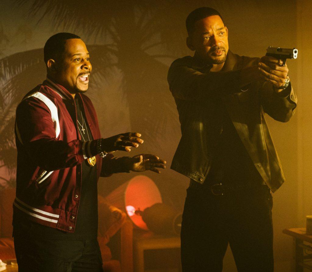 Успешный старт «Плохих парней 3» воодушевил авторов снимать «Плохих парней 4»