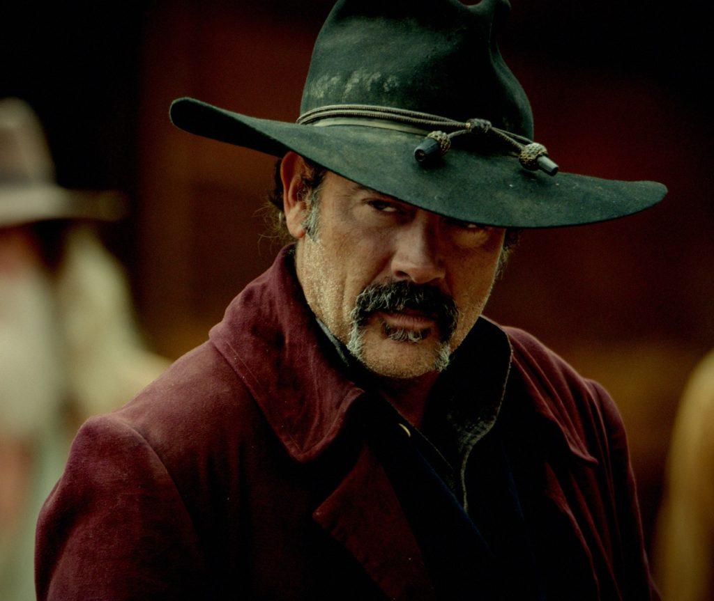 Джеффри Дин Морган сыграет детектива в экранизации «Убийц по открыткам»