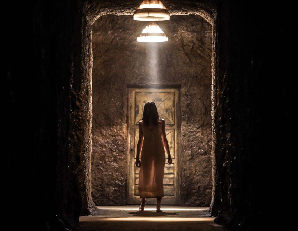15 лет в подземном плену: «Девушка в лабиринте»