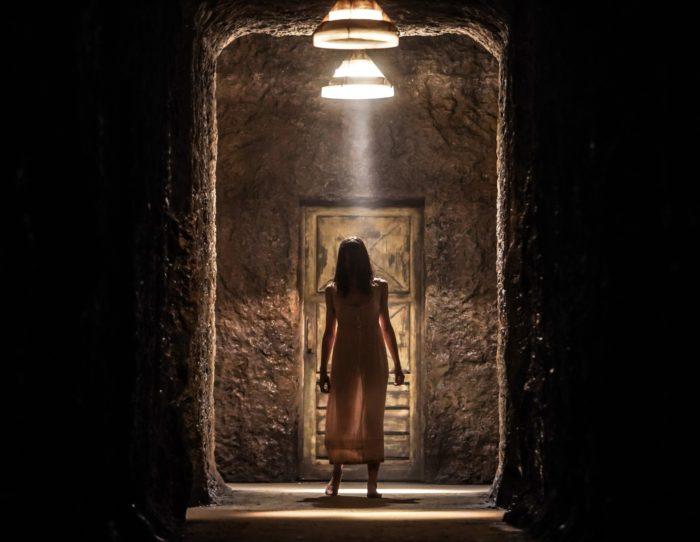 Кадр из фильма «Девушка в лабиринте»