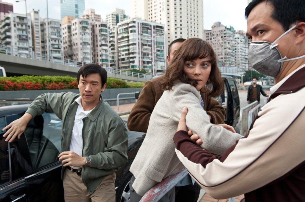 Фильм «Заражение» 2011 года лидирует в списке лучших фильмов на iTunes