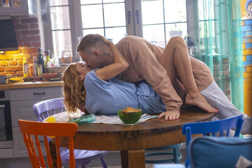 Кадр из фильма «(НЕ)идеальный мужчина»