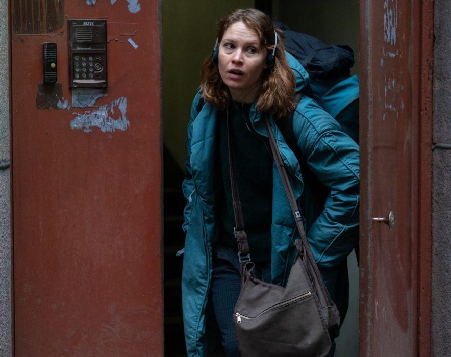 Кадр из фильма «Купе номер шесть»