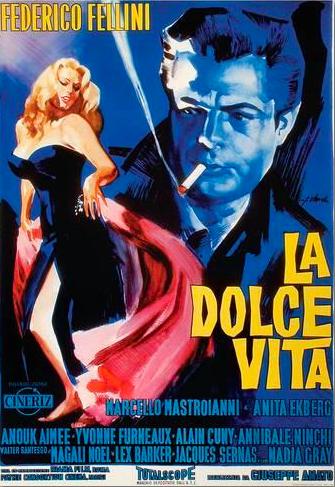 Сладкая жизнь (1960) — OST