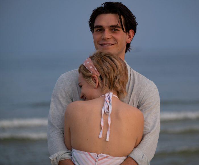 Кадр из фильма «Верю в любовь»