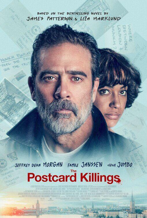 Убийства по открыткам (2020) — OST