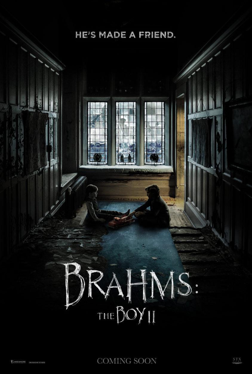 Кукла 2: Брамс (2020) — OST
