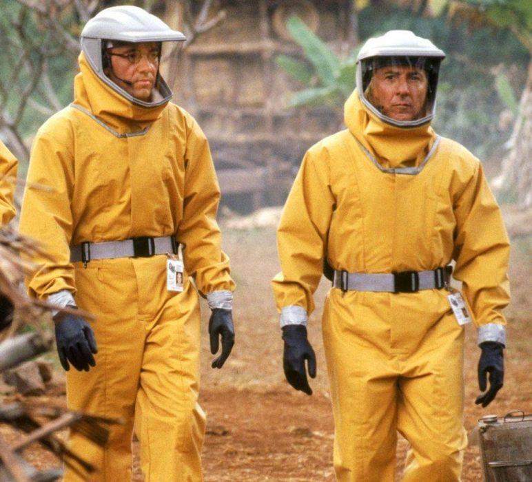 Кадр из фильма «Эпидемия»