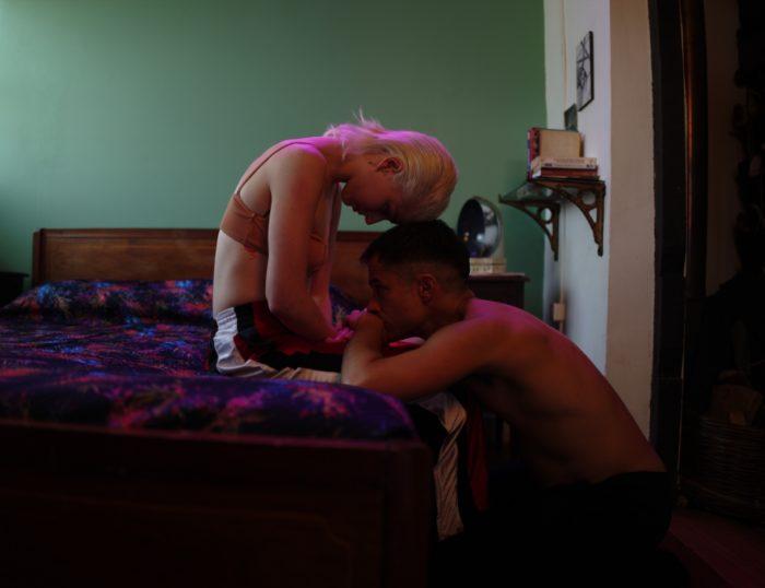 Кадр из фильма «Эма: танец страсти»