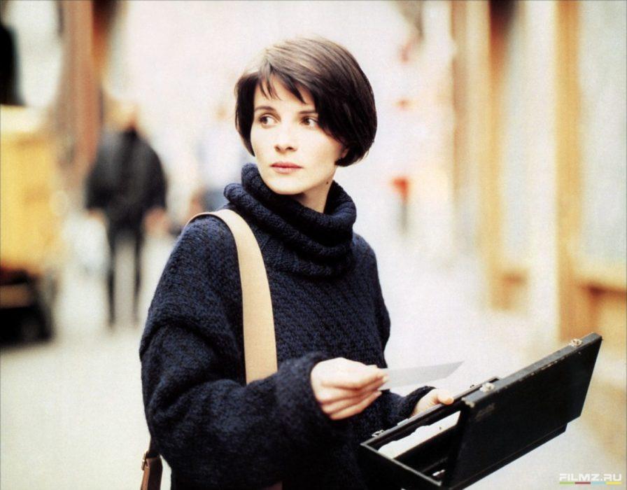 Кадр из фильма «Три цвета: Синий»