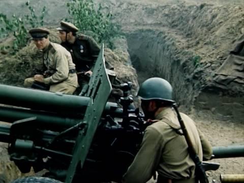 Кадр из фильма «Батальоны просят огня»