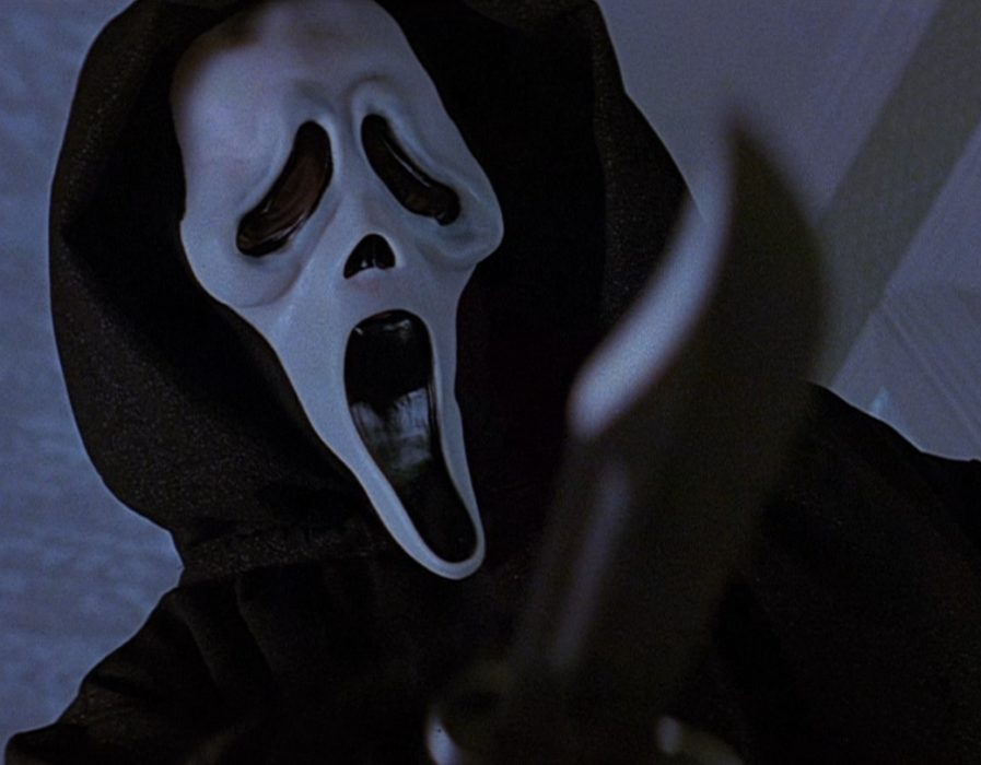 Кадр из фильма «Крик»
