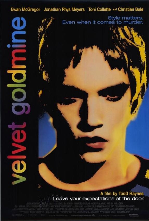 Бархатная золотая жила (1998) — OST