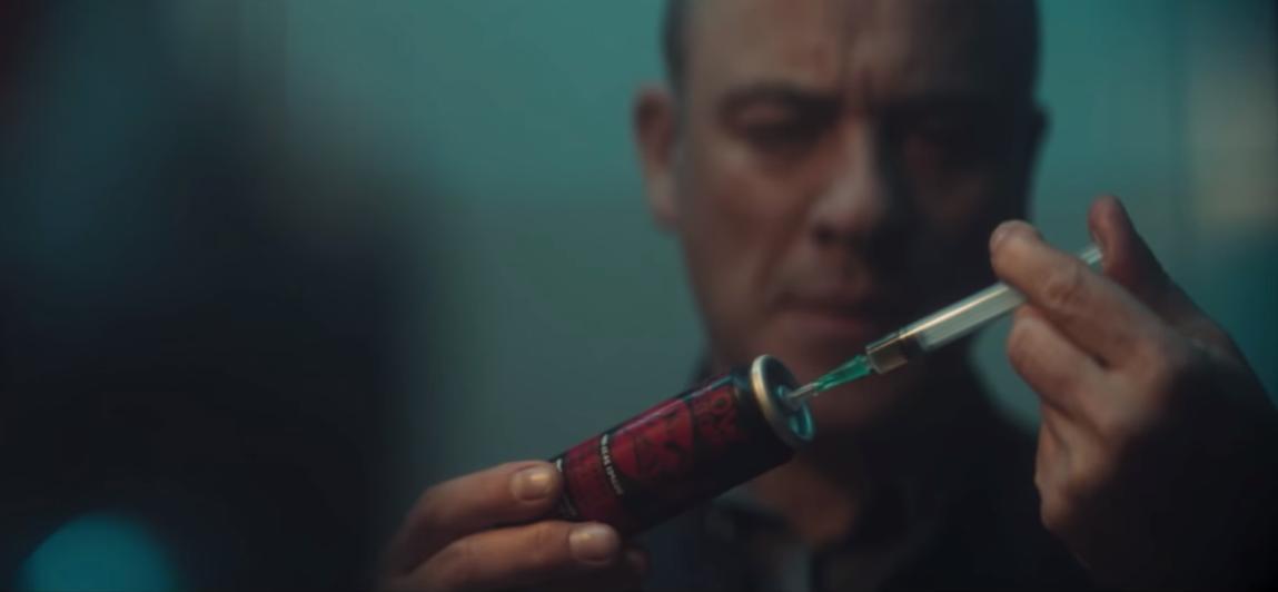 Кадр из фильма «Оккупант»