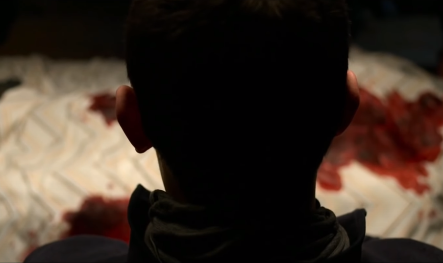 Кадр из фильма «Погибель»