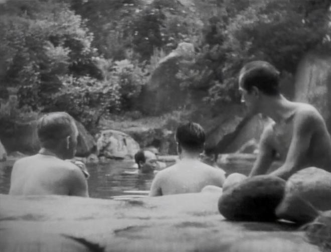 Кадр из фильма «Заколка для волос»