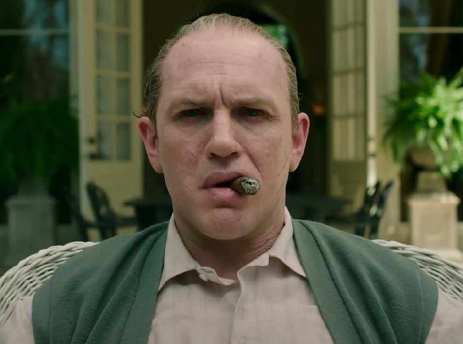 Вышел первый трейлер криминальной драмы с Томом Харди «Лицо со шрамом»