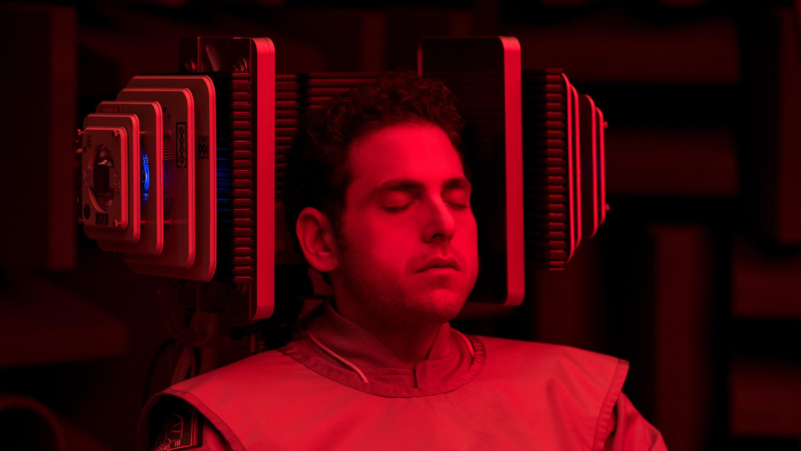 Кадр из сериала «Маньяк»