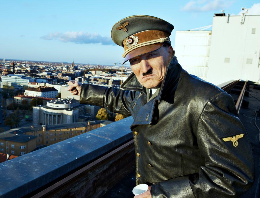 Адольф Гитлер – успешный менеджер? Спаситель Европы? «Он снова здесь»