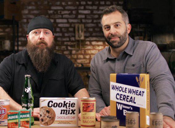 Телеканал History покажет фильм о самой жуткой еде