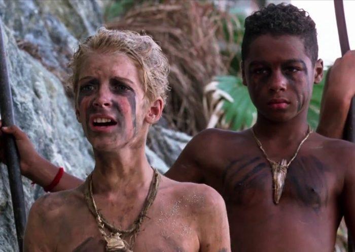 Кадр из фильма «Повелитель мух»