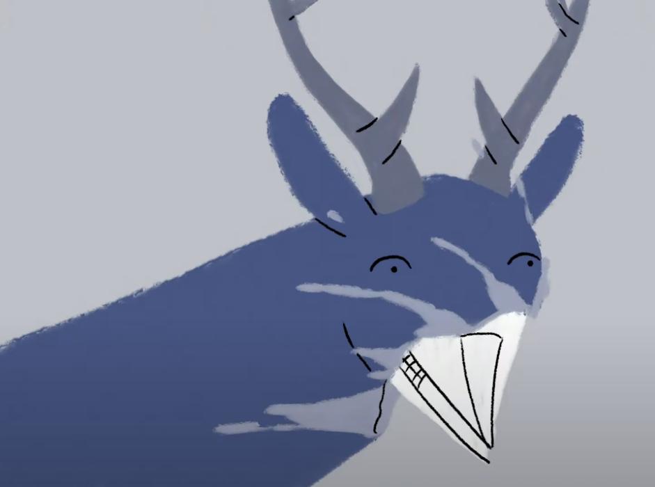 Кадр из мультфильма «Гигантские перемены»
