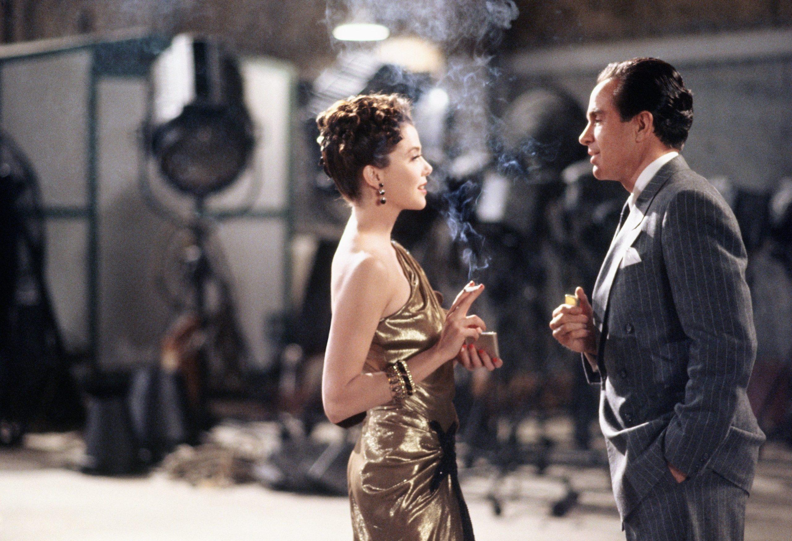 Кадр из фильма «Багси»