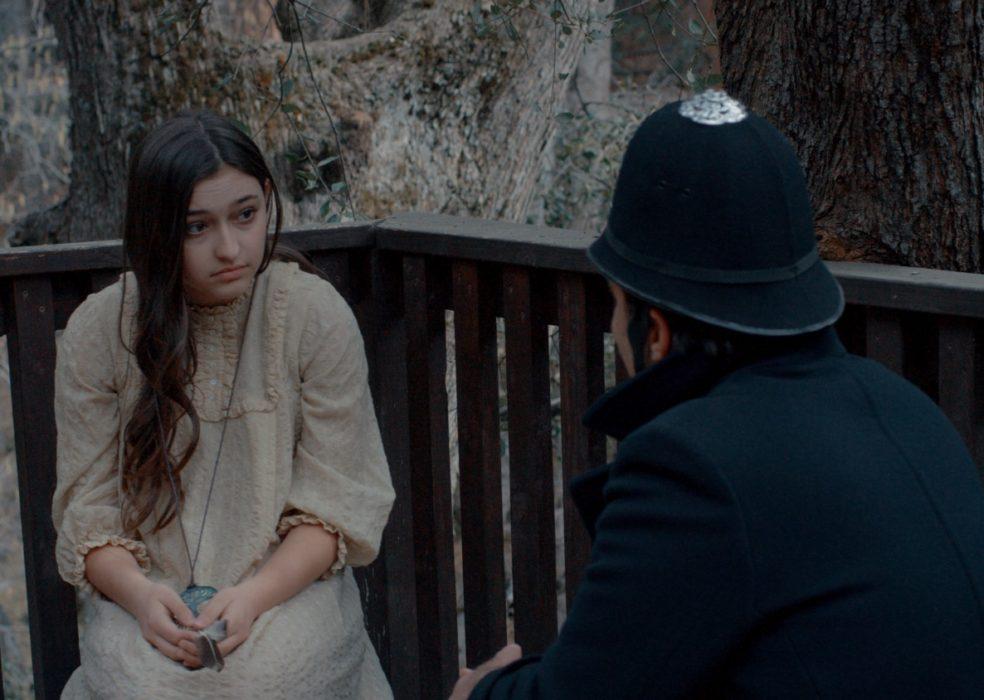 Кадр из фильма «Проклятие монахини Роуз»