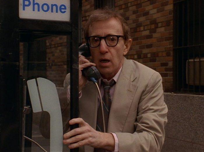 Кадр из фильма «Загадочное убийство в Манхеттене»
